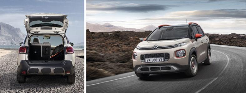 Citroën C3 Picasso är död. Länge leve Citroën C3 Aircross!