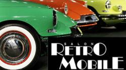 7–11 feb: Retromobile, Paris