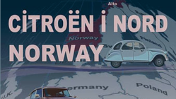 10-12 aug: Citroën i Nord Norge