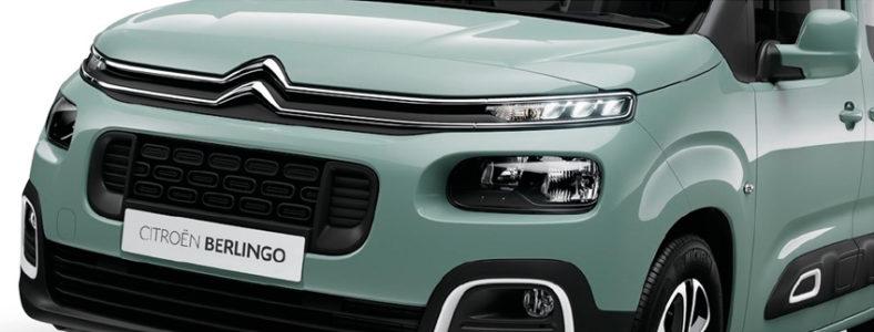 Premiär för nya Citroën Berlingo