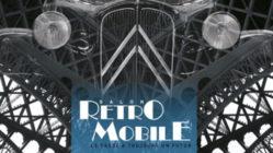 6 feb: Retromobile i Paris