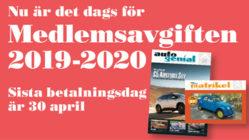 30 april: Sista betalningsdag