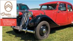 19-21 juli: Citroën fyller 100 år