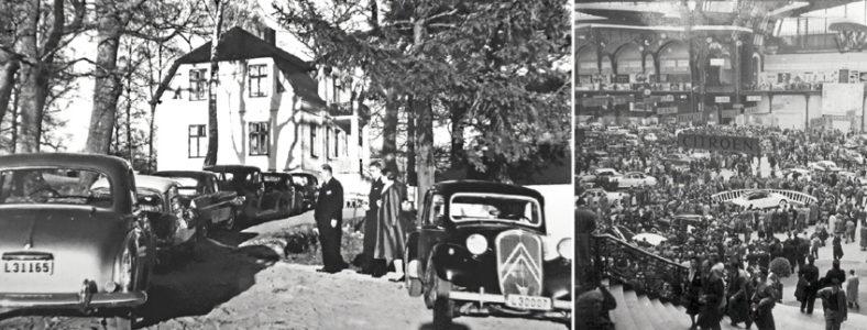 Hanséns i Kristianstad: Grundaren – En framgångsrik Citroënhandlare