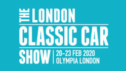 20 feb: London Classic Car Show