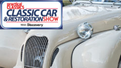 27 mars: Classic Car & Restoration Show