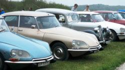 9 maj: Fest för franska fordon Syd