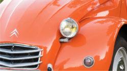 Köpings Bilmuseum: Tema Citroën