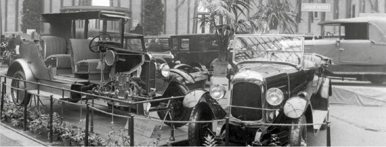 Uppskurna bilar – en sällsam lockelse