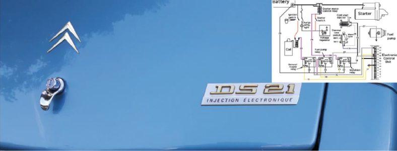 D-Jetronic – Tysk elektronik och fransk genialitet